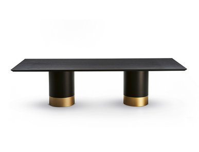 Итальянский стол CILINDRO top legno фабрики EFORMA