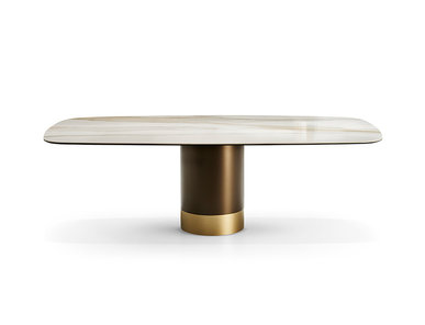 Итальянский стол CILINDRO top ceramica фабрики EFORMA