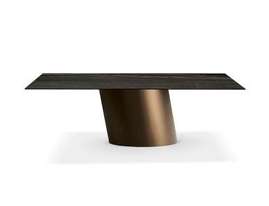 Итальянский стол DORADO top ceramica фабрики EFORMA