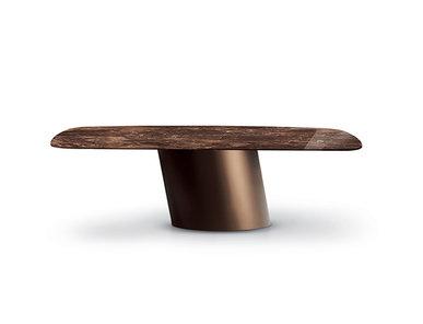Итальянский стол DORADO top marmo фабрики EFORMA