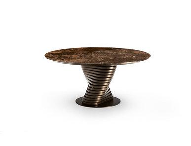 Итальянский стол ROTOLO top marmo фабрики EFORMA