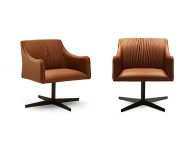 Итальянское кресло ISIDORA LOUNGE фабрики EFORMA