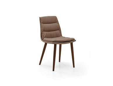 Итальянский стул LADY 4 gambe legno фабрики EFORMA
