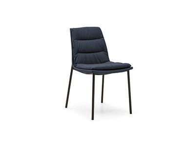 Итальянский стул LADY 4 gambe metallo фабрики EFORMA