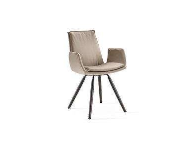 Итальянский стул LARA trespolo legno фабрики EFORMA