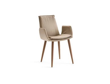 Итальянский стул LARA 4 gambe legno фабрики EFORMA