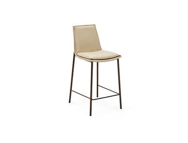 Итальянский барный стул LARA metallo фабрики EFORMA