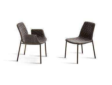 Итальянский стул LENNY metallo фабрики EFORMA