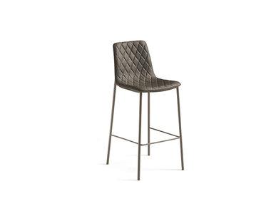 Итальянский барный стул LENNY metallo фабрики EFORMA