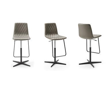 Итальянский барный стул LENNY 4 ways фабрики EFORMA