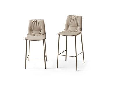 Итальянский барный стул LISA metallo фабрики EFORMA