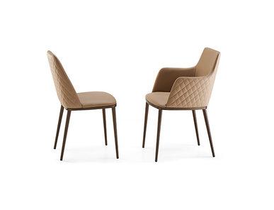 Итальянский стул MAX DIAMOND metallo фабрики EFORMA