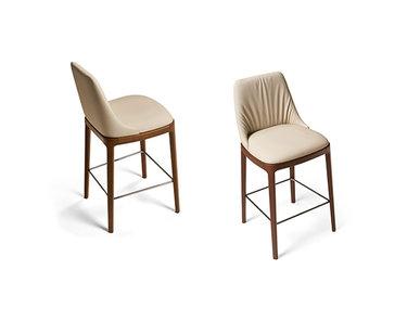 Итальянский барный стул MAX DELUXE legno фабрики EFORMA