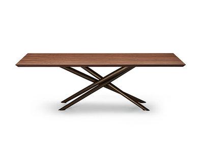 Итальянский стол BALY top legno фабрики EFORMA
