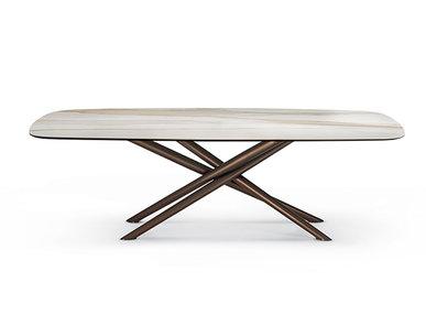 Итальянский стол BALY top ceramica фабрики EFORMA