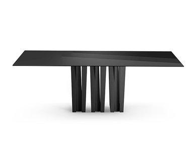 Итальянский стол NARCISO top cristallo фабрики EFORMA