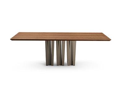 Итальянский стол NARCISO top legno фабрики EFORMA