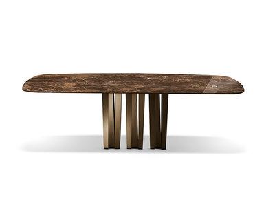 Итальянский стол NARCISO top marmo фабрики EFORMA