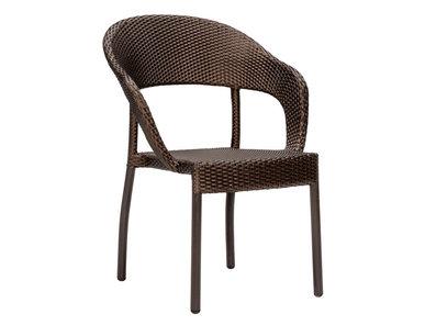 Итальянское кресло AKUU фабрики JANUS ET CIE