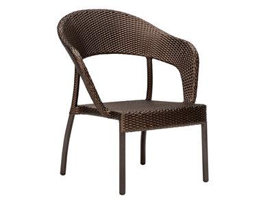 Итальянское кресло AKUU LOUNGE фабрики JANUS ET CIE