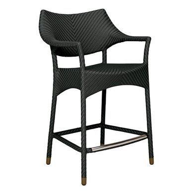 Итальянский стул с подлокотниками AMARI фабрики JANUS ET CIE