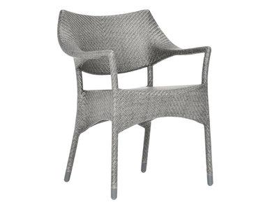 Итальянское кресло AMARI RATTAN фабрики JANUS ET CIE
