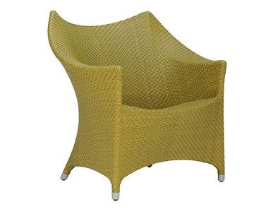 Итальянское кресло AMARI VITA LOUNGE фабрики JANUS ET CIE
