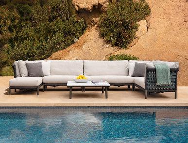 Итальянский модульный диван ANATRA фабрики JANUS ET CIE