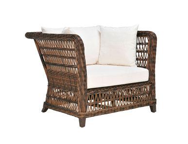 Итальянское кресло ARBOR CLUB фабрики JANUS ET CIE