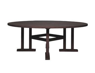 Итальянский круглый стол ARBOR 203 фабрики JANUS ET CIE