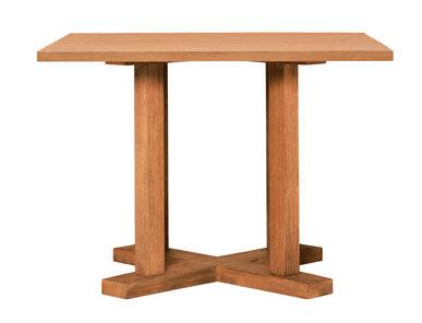 Итальянский квадратный стол ARBOR 102 фабрики JANUS ET CIE