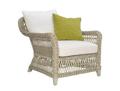 Итальянское кресло ARBOR LOUNGE фабрики JANUS ET CIE