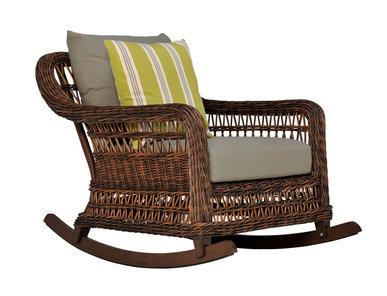 Итальянская кресло-качалка ARBOR ROCKING фабрики JANUS ET CIE