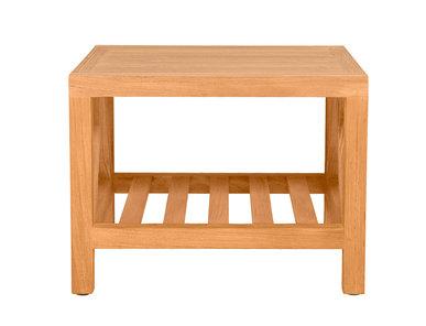Итальянский квадратный столик ARBOR фабрики JANUS ET CIE