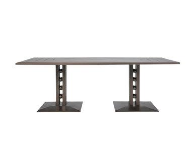 Итальянский прямоугольный стол ARTEMIS 225 фабрики JANUS ET CIE