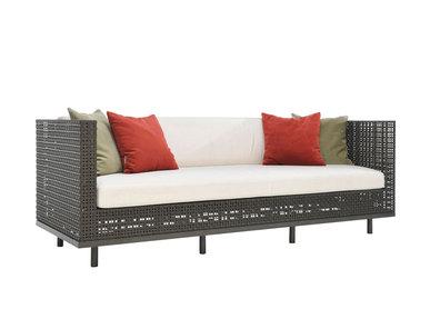 Итальянский 3-х местный диван BOXWOOD фабрики JANUS ET CIE