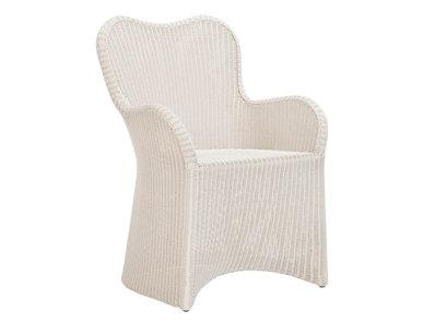 Итальянский стул с подлокотниками BUTTERFLY II фабрики JANUS ET CIE