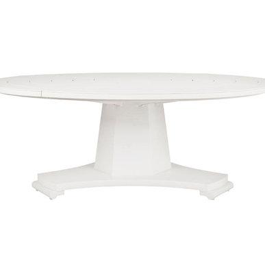 Итальянский круглый стол CAPELLA 203 фабрики JANUS ET CIE