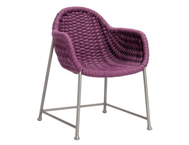 Итальянское кресло CHOPSTIX фабрики JANUS ET CIE
