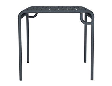 Итальянский квадратный столик CIVIC 85 фабрики JANUS ET CIE