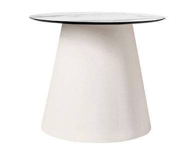Итальянский круглый столик CONE II 60 фабрики JANUS ET CIE