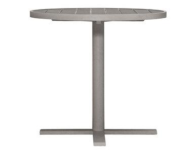 Итальянский круглый столик DUO 78 фабрики JANUS ET CIE