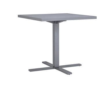 Итальянский квадратный столик DUO 78 фабрики JANUS ET CIE