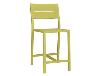 Итальянский барный стул DUO COUNTER фабрики JANUS ET CIE