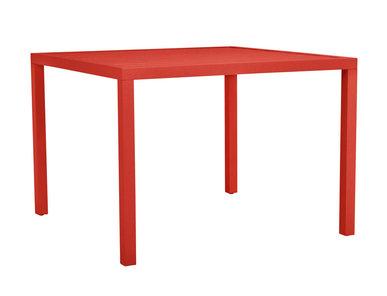 Итальянский квадратный стол DUO 101 фабрики JANUS ET CIE