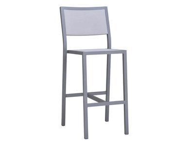 Итальянский барный стул DUO MESH фабрики JANUS ET CIE