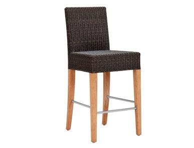 Итальянский барный стул EDWARD II COUNTER фабрики JANUS ET CIE