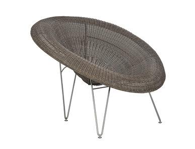 Итальянское кресло FIBONACCI ALBA фабрики JANUS ET CIE