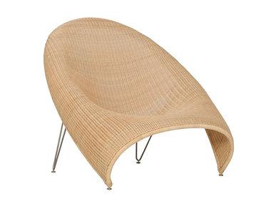 Итальянское кресло FIBONACCI ANDA фабрики JANUS ET CIE