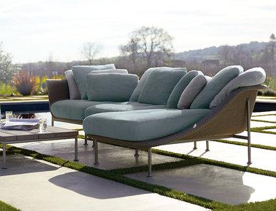 Итальянский модульный диван GINA фабрики JANUS ET CIE
